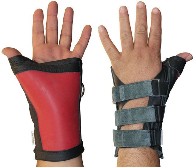 High Wrist Gloves
