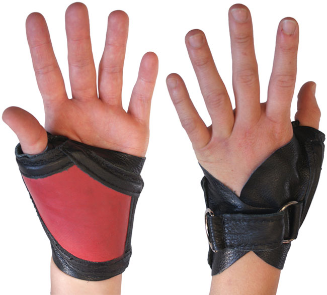 Palm Gloves - Leather