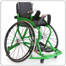 Basketball Wheelchair 2