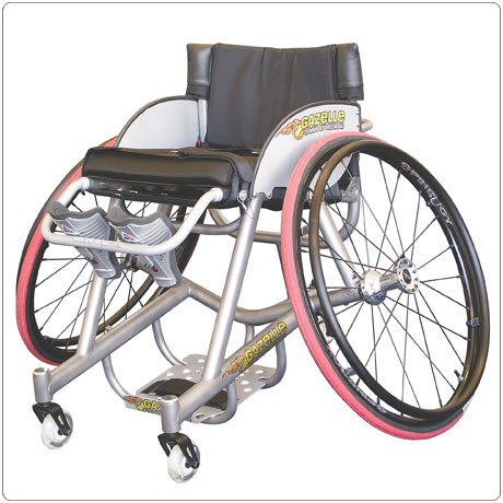 Tennis Wheelchair 1