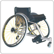 Tennis Wheelchair 2