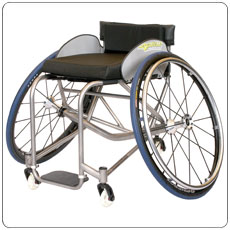 Tennis Wheelchair 3