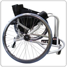 Lacrosse Wheelchair 2