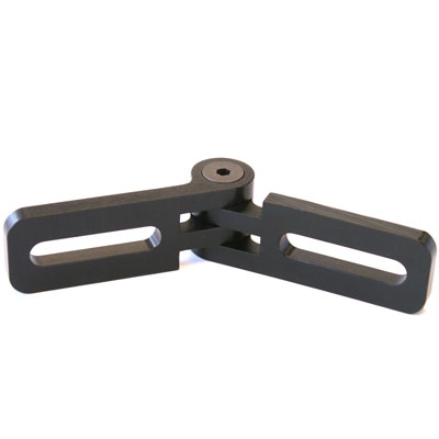 Biangular Back Bracket