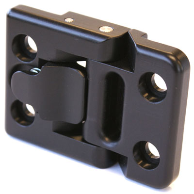 Swingaway Push Button Hinge