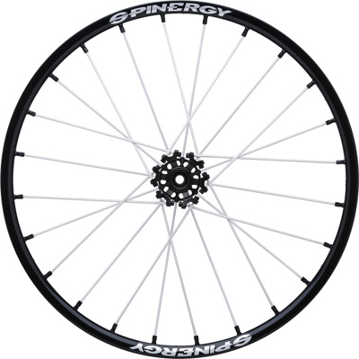 Spinergy SLX X Laced Wheels