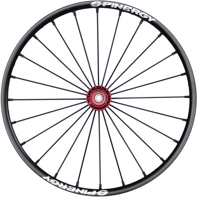 "Spinergy SLX Wheel (Sport) 5/8"" Axle"