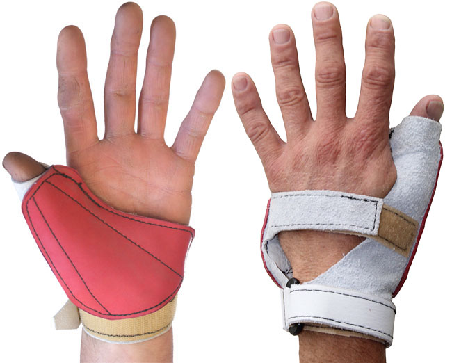Palm Gloves - Twin Strap
