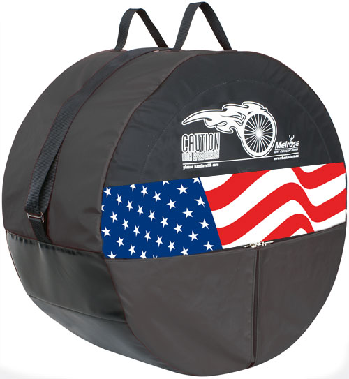 Melrose Wheel Bag USA